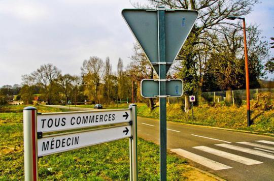 Déserts médicaux : 2,5 millions de Français isolés