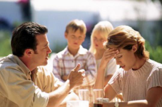 Annoncer notre divorce aux enfants