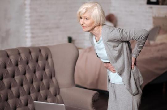 Mal de dos : les symptômes s'aggravent à la ménopause