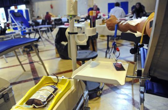 Don du sang : feu vert pour les homosexuels aux Etats-Unis