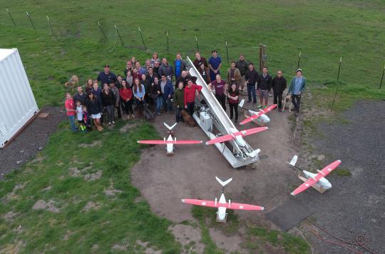 Les Etats-Unis autorisent le transport de médicaments par drones