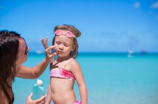 Cancer cutané: protéger les paupières du soleil