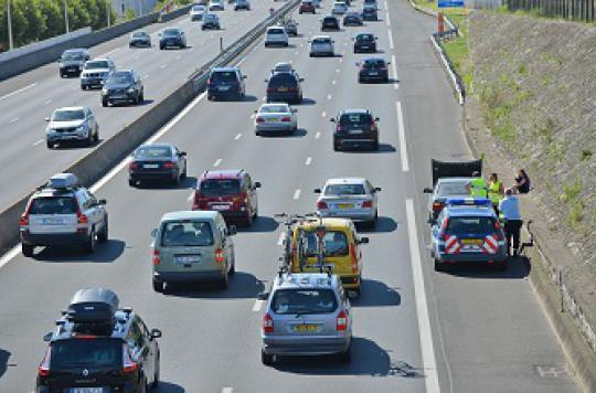 Mortalité routière : baisse historique en juillet