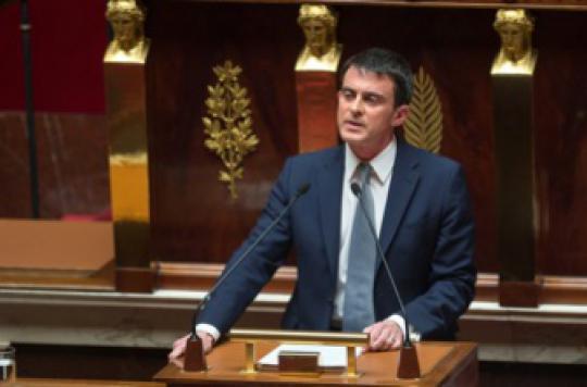 Manuel Valls veut économiser 10 milliards d'euros sur la santé