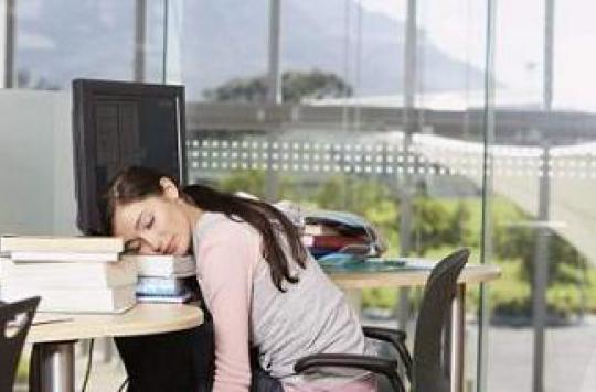Un tiers des adolescents manque de sommeil