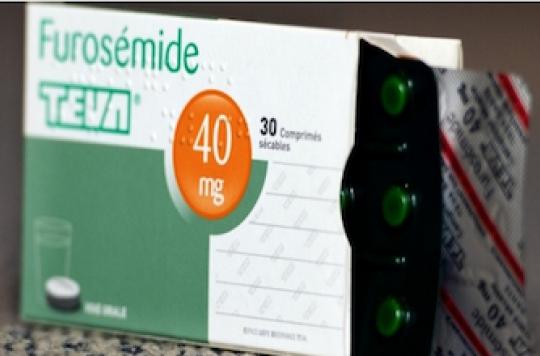 Le diurétique furosémide de retour dans les pharmacies