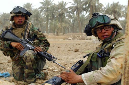 Stress post-traumatique : la parole des soldats écoutée depuis un an