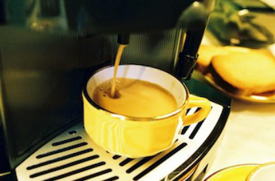 Les dosettes de café ne contiennent ni phtalate, ni bisphénol
