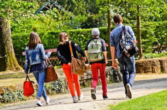 Adolescents : une génération plutôt optimiste