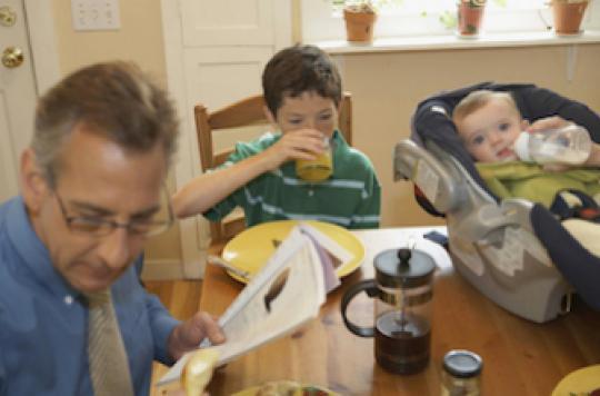 Autisme : le risque augmente avec l'âge des parents