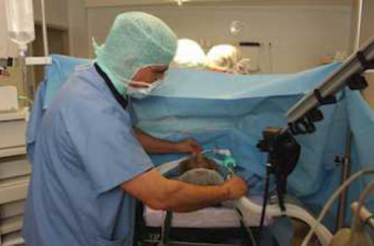 Anesthésie : la sédation préalable remise en question