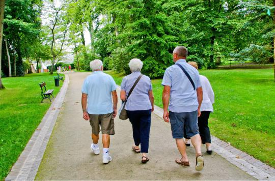 Sondage : senior à 66 ans, pas avant