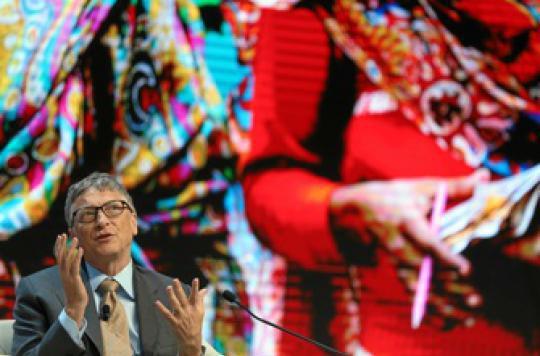 Vaccins contre le sida : la Fondation Gates fait un chèque de 50 millions de dollars