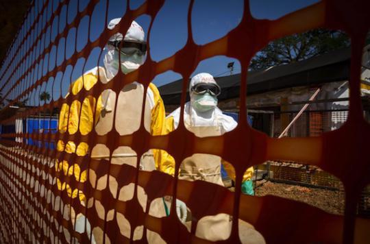 Ebola : un nouveau cas en Sierra Leone