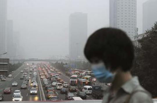 La pollution de l'air provoque des cancers, affirme l'OMS