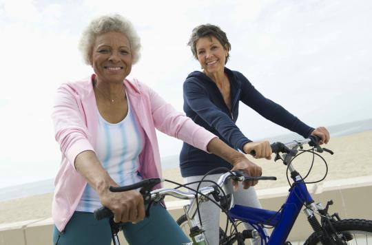 Les européens vieillissent en meilleure santé
