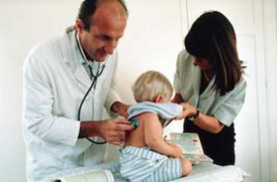 Obésité infantile : les antibiotiques associés à un risque accru