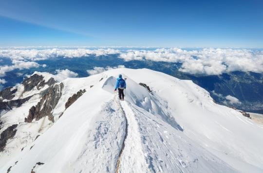 Saison estivale 2020 : l'accès au Mont-Blanc sous haute surveillance