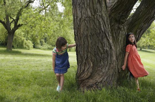 Les espaces verts améliorent la mémoire des enfants