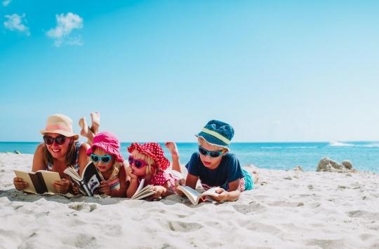 Comment aider son enfant à parler de ses vacances?
