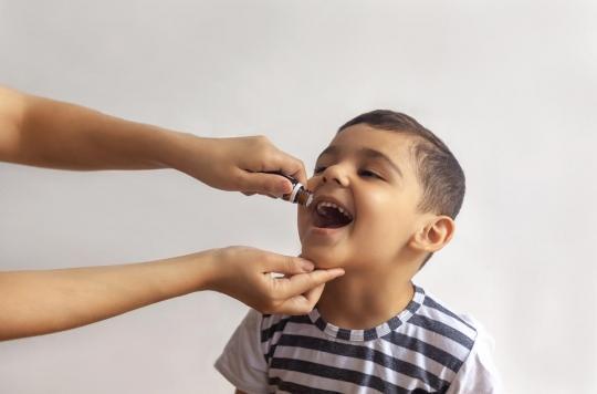 Polio : premiers tests réussis pour un nouveau vaccin \