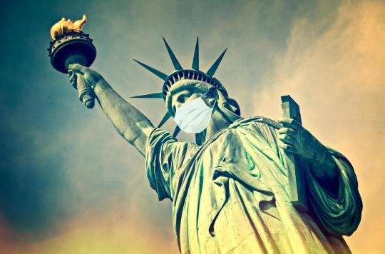 États-Unis : le refus de Donald Trump de porter un masque vivement débattu