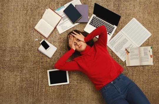 Examens en ligne : le casse-tête des étudiants