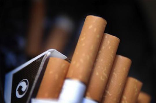 65 % des paquets de cigarettes recouverts de messages sanitaires