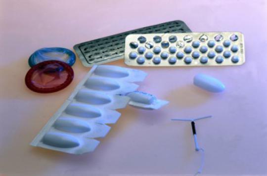Contraception : les Françaises convaincues par le stérilet