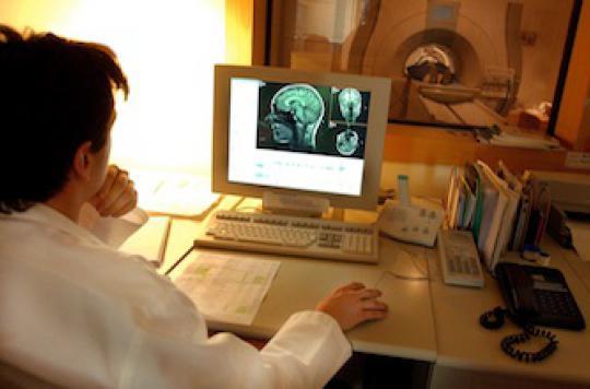 L\'IRM repère les zones de la douleur dans le cerveau