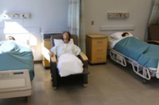 Des hôtels hospitaliers pour alléger la facture des hôpitaux