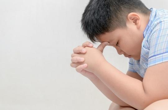 Troubles émotionnels : les enfants obèses à 7 ans sont plus touchés à l'adolescence