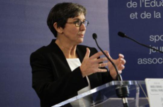 Valérie Fourneyron : le syndrome méningé n'est pas une méningite