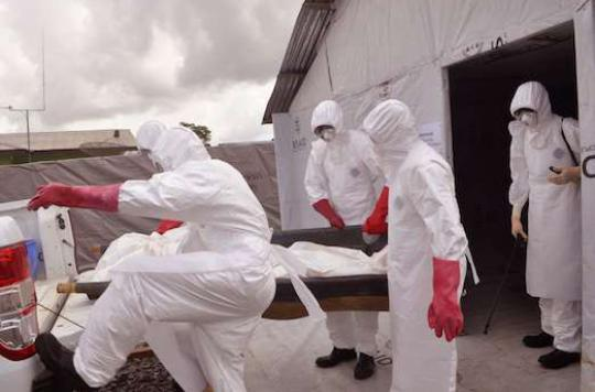 Cas suspect d'Ebola : les Réunionnais fixés lundi