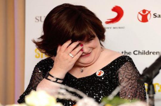 Susan Boyle découvre son syndrome d'Asperger à 51 ans