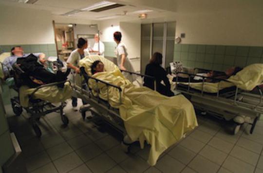 Libérer des lits pour désengorger les urgences