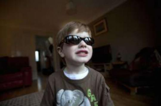 Cécité : un médicament redonne la vue à des enfants aveugles