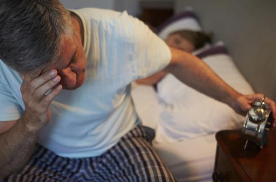 Fibromyalgie : les malades se réveillent plus de 6 fois par nuit