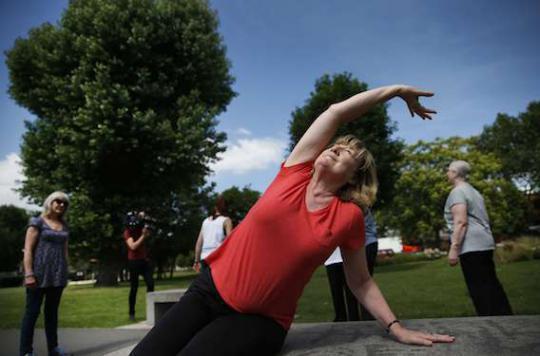 Maladie de Parkinson : le fitness plus efficace que la kinésithérapie
