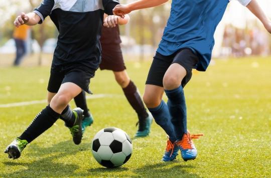 Pour le sport, le coeur idéal, c'est celui d'un footballeur