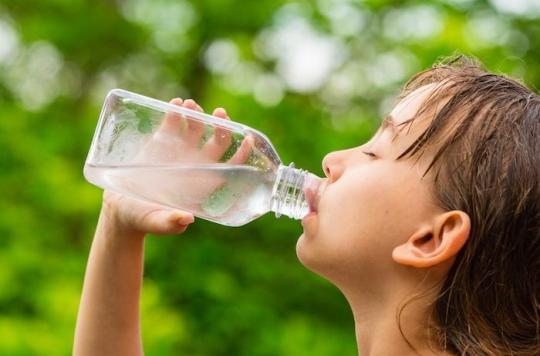 Canicule : priorité à l'hydratation