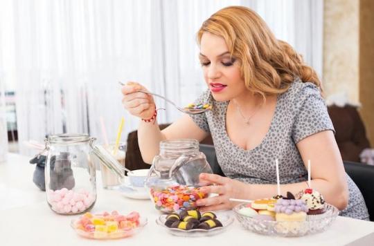 Grossesse : l'excès de sucre expose l'enfant à un risque d'allergie