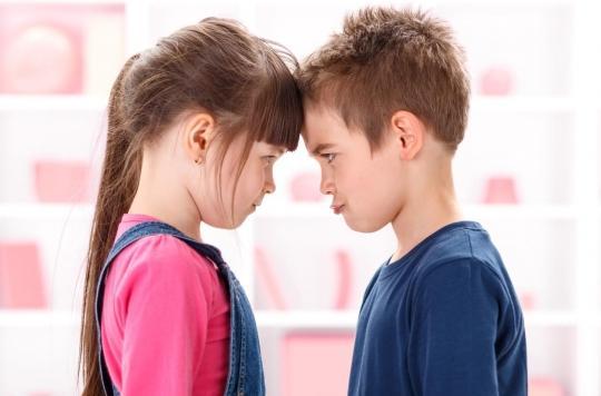 Comment maintenir l'égalité entre frère et soeur