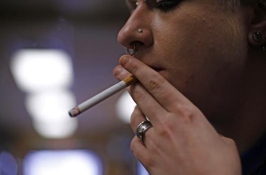 Europe : 3 fumeurs sur 10 n'ont pas l'intention d'arrêter