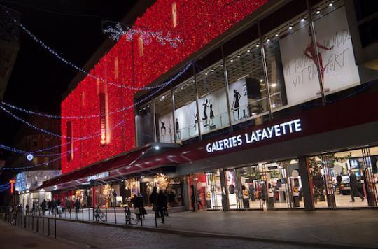 Galeries Lafayette : des excuses auprès de la patiente atteinte de cancer