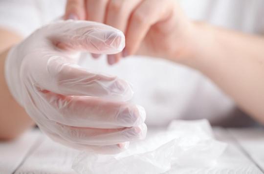 Vers une possible pénurie de gants en latex
