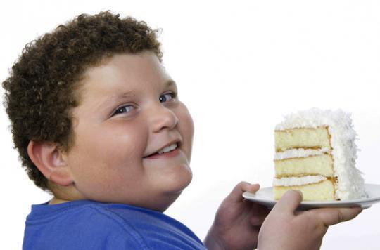 Enfants obèses : les parents sont dans le déni