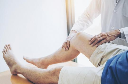 Arthrose du genou : la physiothérapie préférable aux médicaments