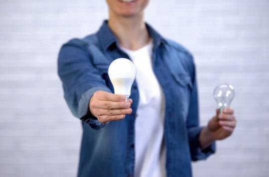 LED : une solution contre leur lumière bleue qui empêche de dormir