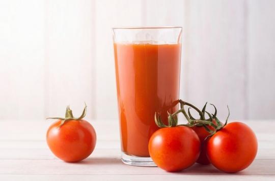 Le jus de tomate aurait-il des bienfaits sur la santé cardiovasculaire ?